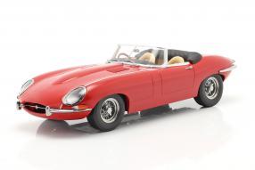 Jaguar E-Type Roadster 1961 1:18 KK-Scale