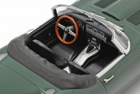 modelcars Jaguar E-Type Roadster 1961 1:18 KK-Scale