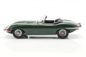 Modellautos Jaguar E-Type Roadster 1961 1:18 KK-Scale