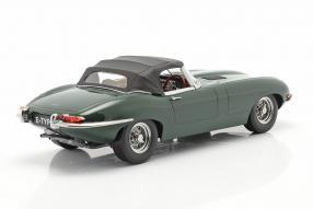 automodelli Jaguar E-Type Roadster 1961 1:18 KK-Scale