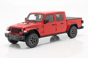 automodelli Jeep Gladiator Rubicon 2019 1:18
