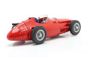 diecast miniatures Maserati 250F 1957 1:18 CMR