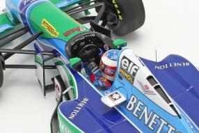 automodelli modelcars Schumacher Benetton B194 1994 1:18 Minichamps