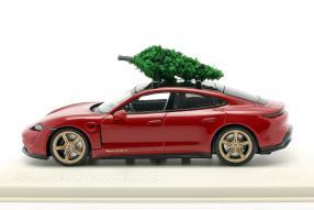 Porsche Taycan Turbo S 2019 1:43 Weihnachtsbaum