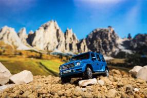 Adventskalender Mercedes-Benz G-Klasse 2020