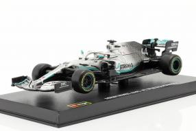 Lewis Hamilton Mercedes-AMG F1 W10 1:43 Bburago