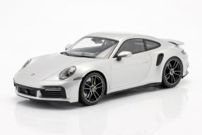 diecast miniatures Porsche 911 Turbo S 2020 1:18 Minichamps