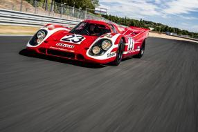 Porsche 917 KH No. 23 Le Mans 1970, copyright Foto: Porsche AG
