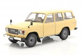 Toyota Land Cruiser J6 1980 1:18 Kyosho
