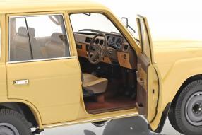 modelcars Toyota Land Cruiser J6 1980 1:18 Kyosho