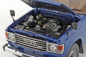 Modellautos Toyota Land Cruiser J6 1980 1:18 Kyosho
