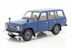 automodelli Toyota Land Cruiser J6 1980 1:18 Kyosho