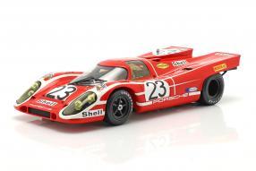 miniatures Porsche 917 KH No. 23 Le Mans 1970 1:18
