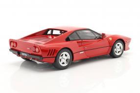 miniatures Ferrari 288 GTO 1984 1:18