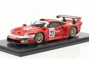 Porsche 911 GT1 Le Mans 1997 1:43 Spark