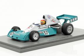 BRM P201 Formel 1 1974 1:43 Spark