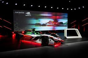 Audi Formel E FE07 2021, copyright Foto: Audi AG
