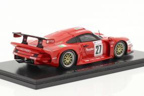 modelcars Porsche 911 GT1 Le Mans 1997 1:43 Spark