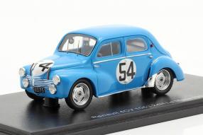 Renault 4CV 1063 Le Mans 1952 1:43 Spark