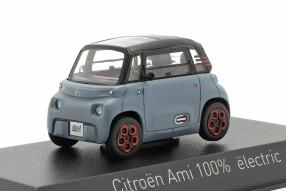 Citroën Ami 100 my ami orange 2021 1:43 Norev