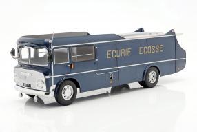 Commer TS3 Rennstransporter Ecurie Ecosse 1:18 CMR