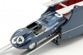 diecast miniatures Commer TS3 Rennstransporter Ecurie Ecosse 1:18 CMR