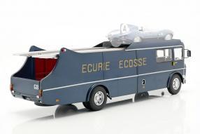 modelcars Commer TS3 Rennstransporter Ecurie Ecosse 1:18 CMR