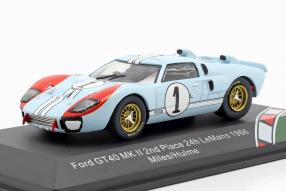 Ford GT40 1966 1:43 CMR