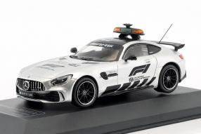 Mercedes-AMG GT Safety Car Formel 1 2018 1:43