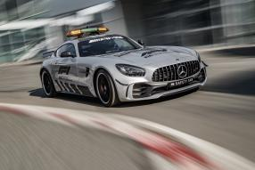 Mercedes-AMG GT Safety Car Formel 1 2018, copyright Foto: Daimler AG