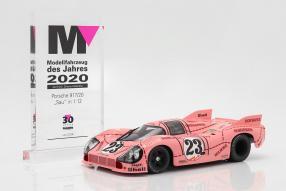 Porsche 917/20 pink pig 1:12 winner Modellfahrzeug Leserwahl