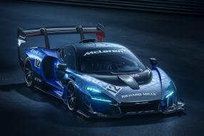 McLaren Senna GTR, copyright Foto: McLaren Automotive Ltd.