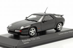 Porsche 928 GTS 1991 1:43 Minichamps