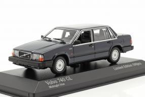 Volvo 740 GL 1986 1:43
