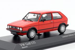 diecast miniatures VW Golf GTI I 1983