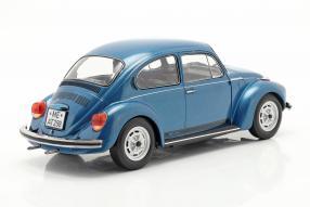 diecast miniatures Volkswagen VW 1303 City 1973 1:18 Norev