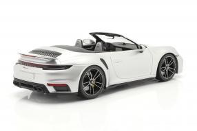 modelcars Porsche 911 Turbo S Cabriolet 2020 1:18 Minichamps