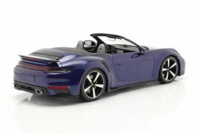modellautos Porsche 911 Turbo S Cabriolet 2020 1:18 Minichamps