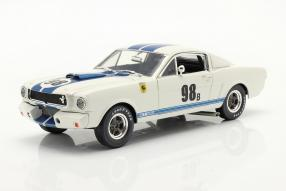 Shelby GT350R 1965 1:18 ShelbyCollectibles