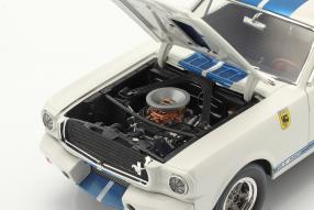 modelcars Shelby GT350R 1965 1:18 ShelbyCollectibles