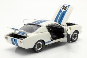 diecast miniatures Shelby GT350R 1965 1:18 ShelbyCollectibles