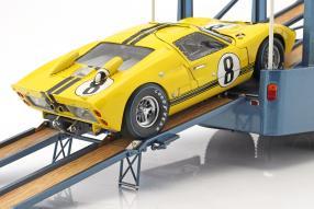 automodelli Fiat Bartoletti Renntransporter 1:18 Norev