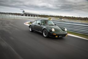 Porsche 930 Turbo oakgrün, copyright Foto: Porsche AG