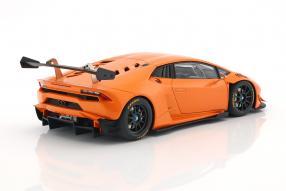 Lamborghini Huracan LP620-2 Super Trodeo 2015 1:18