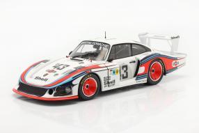 Porsche 935/78 Nr. 43 8th Le Mans 24 1978 1:18