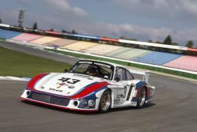 Porsche 935/78 Nr. 43 8th Le Mans 24 1978, copyright Foto: Porsche AG