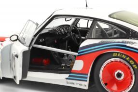 Modellautos Porsche 935/78 Nr. 43 8th Le Mans 24 1978 1:18