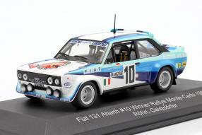 Fiat 131 Abarth 1980 1:43 CMR
