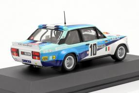 diecast miniatures Fiat 131 Abarth 1980 1:43 CMR