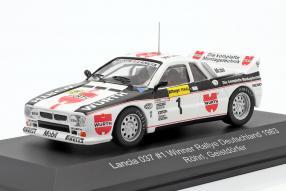 Modellautos Lancia 037 1983 1:43 CMR